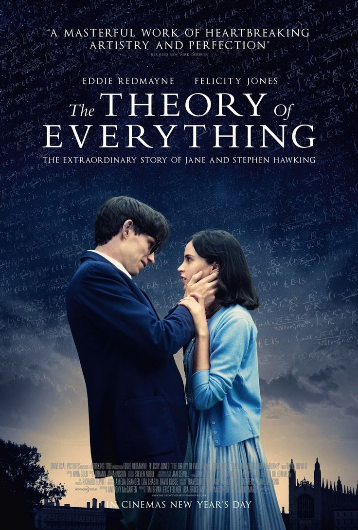 Ver The Theory Of Everything Teoria Del Todo Online Peliculas HD