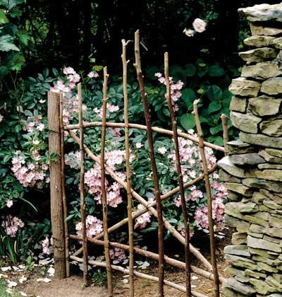 pretty little garden gate
