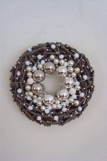 Karácsonyi dekorációs ötletek...nekem nagyon bejön ez a színvilág! 17