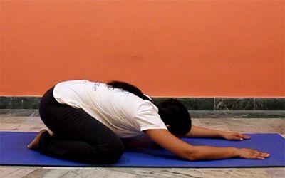 Stress Relief and Anger Management by Shashank Asana, How to do Shashank asana Asana, Benefits, Procedure, Awareness and Articles of Shashank asana Asana
