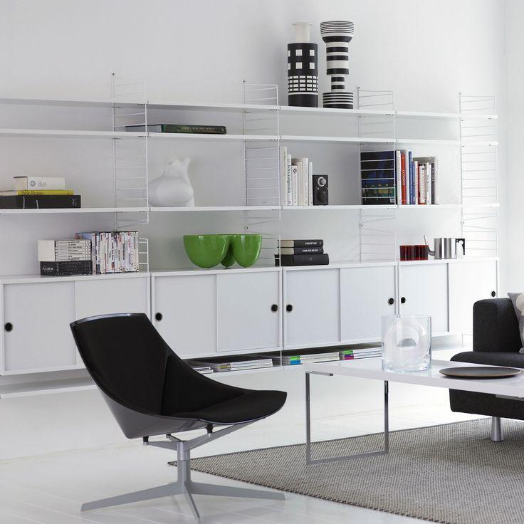 die 25 besten ideen zu string regal auf pinterest regal etiketten was bedeutet mein traum. Black Bedroom Furniture Sets. Home Design Ideas