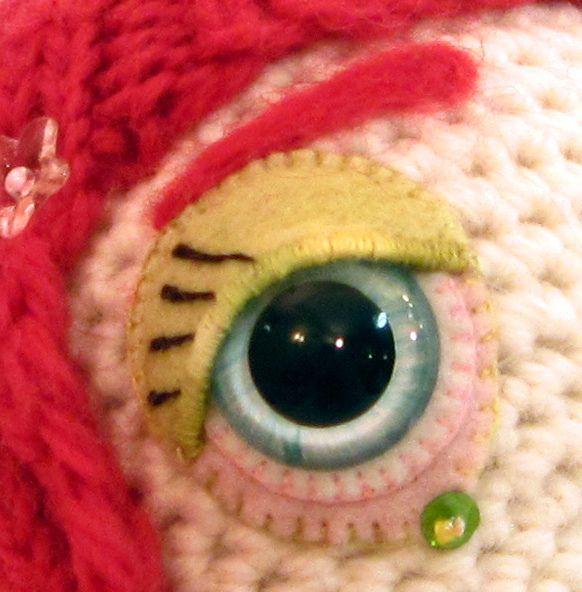 eye detail by ElisabethD, via Flickr