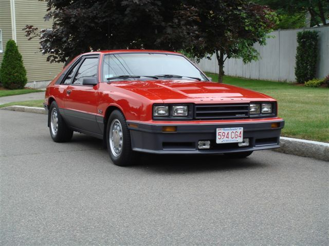 Mercury Capri Crimson Cat For Sale