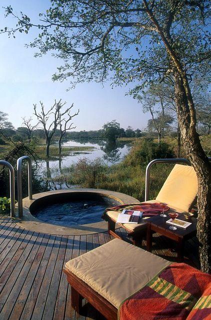 Djuma Vuyatela Lodge, Sabi Sand Reserve, South Africa