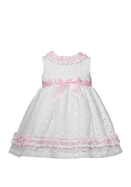 78fe71d4ca5 Baby Girl Dresses | Newborn & Infant Dresses | belk | dress girls ...