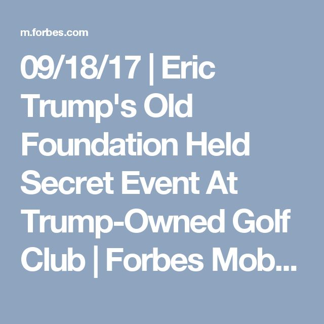 17 Best Images About Elissa Held Events: Best 20+ Eric Trump Ideas On Pinterest—no Signup Required