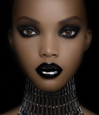 Blackup Cosmetics! Simply beautiful!Luxury Make Up for Ethnic Skin Tones & Women of Color