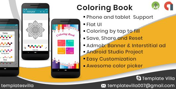 Coloring Book For Mandala Nulled Coloring Books Mandala Coloring Books Banner Ads