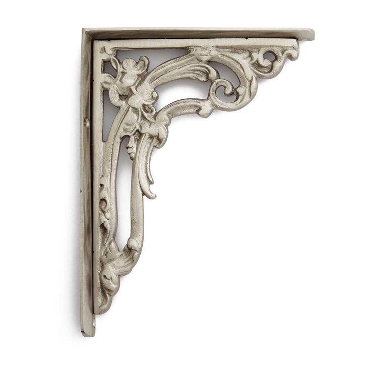 everdeen solid brass shelf bracket