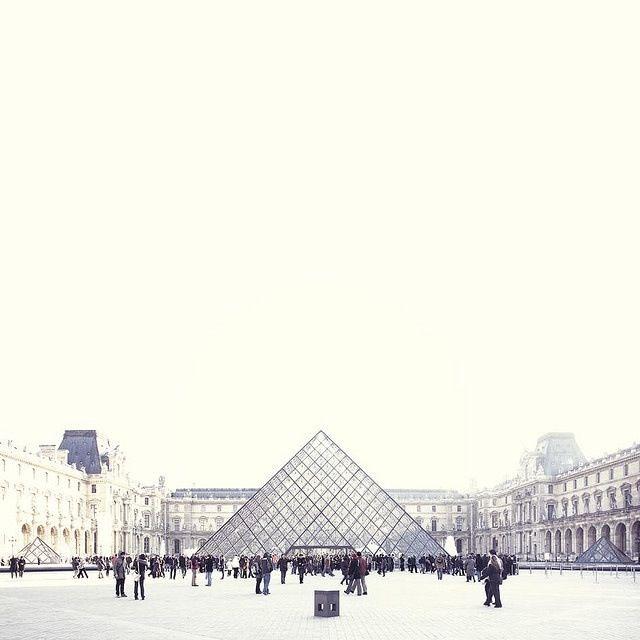 The Louvre: The Louvre, Louvre, Art Museums, Louvre Museums, Le Louvre, Louvre Paris, Travel, Places, Photo