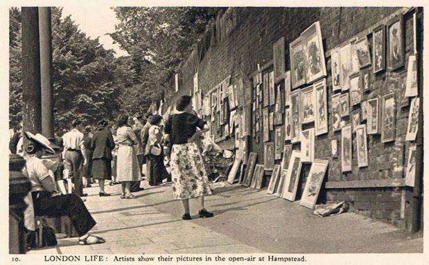 Hampstead Art.