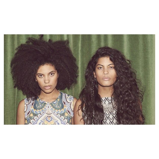 Looking forward to meeting the beautiful ladies of musical duo 'Ibeyi' *@Ibeyi2 (meaning twins in Yoruba) this Saturday, June 20th at 6PM for their free concert in Central Park (part of the @Summerstagenyc series). French-Cuban twins Naomi Diaz and Lisa-Kainde Diaz sing in English and Yoruba (an Nigerian language). So if you are in the NYC area this is a performance you will not want to miss! Thank you to my twin @tk_wonder for this twin connection who is currently on tour in Eastern Europe.