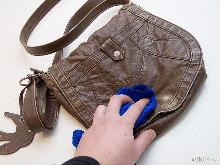 Como Limpar Bolsas de: Couro e Camurça