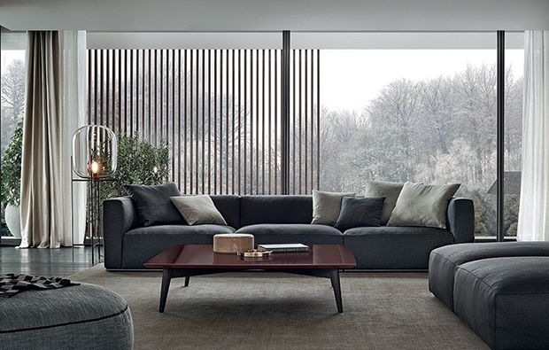 divani poliform shangai it interior pinterest sofas. Black Bedroom Furniture Sets. Home Design Ideas