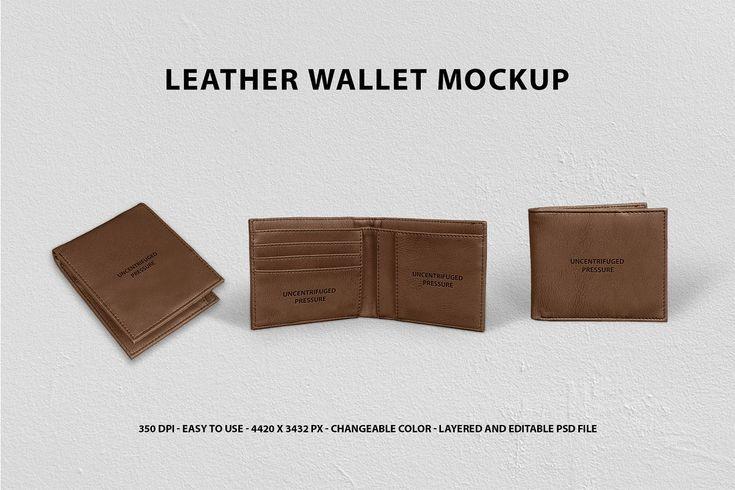Wallet mockup