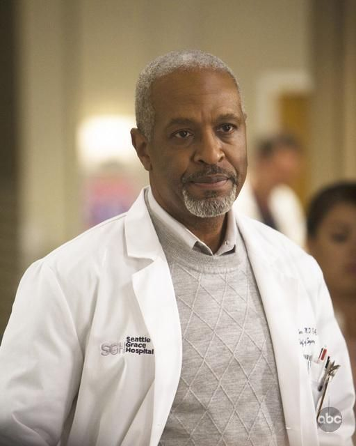 James Pickens Jr., Actor: Grey's Anatomy. James Pickens Jr. was born October 26, 1954 in Cleveland, Ohio. While attending college at Bowling Green State University, Pickens began pursuing an interest in acting. He graduated from BGSU with a Bachelor of Fine Arts in 1976. Afterwards, Pickens began work on the stage at the Roundabout Theatre in New York City. During his time on the stage, he starred in the Negro Ensemble Company's ...
