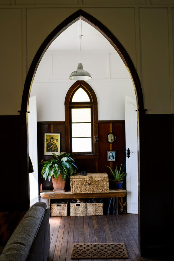 A church conversion in Byron Bay - desire to inspire - desiretoinspire.net