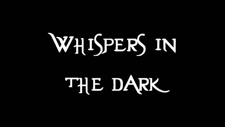 Skillet - Whispers in the dark with lyrics - This is probably my favorite of Skillet's music. <3