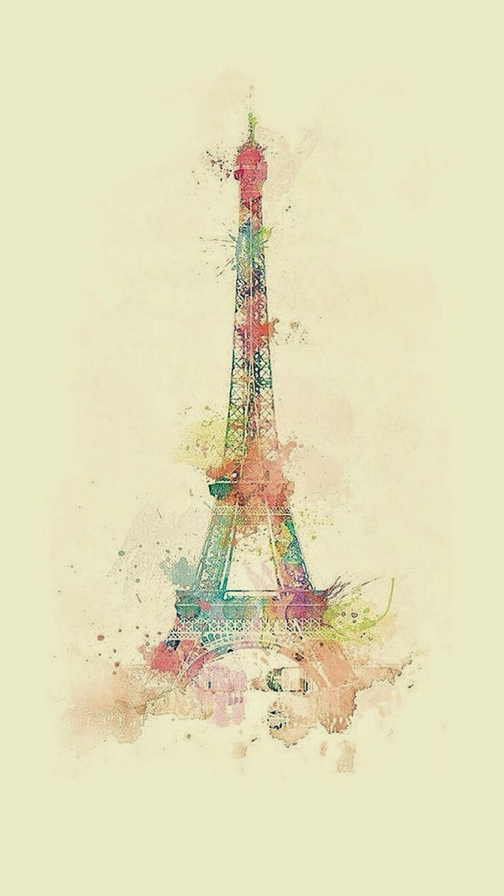 Eiffel Tower Drawing Tap To See More Of The Most Romantic Paris