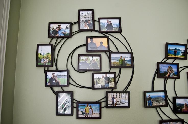 travel photo display