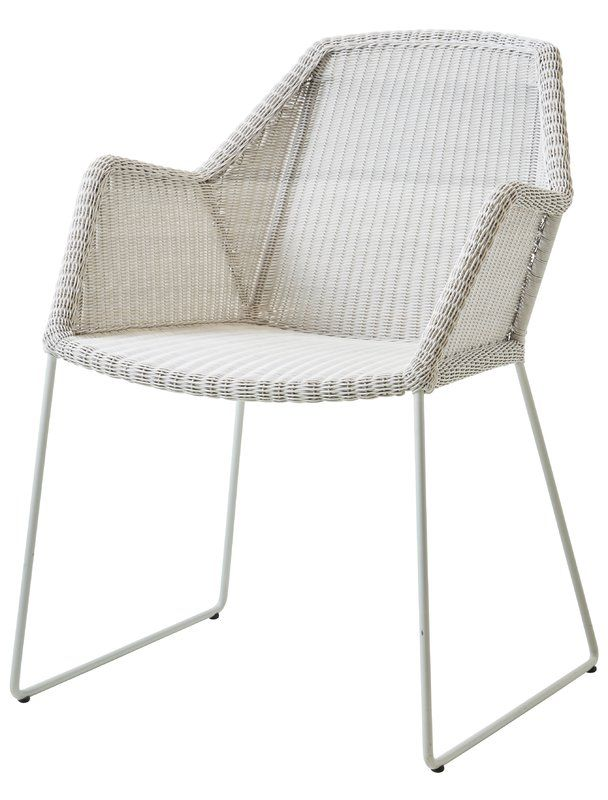 Breeze Stacking Patio Dining Chair Outdoor Dining Chairs Outdoor Chairs Comfortable Dining Chairs
