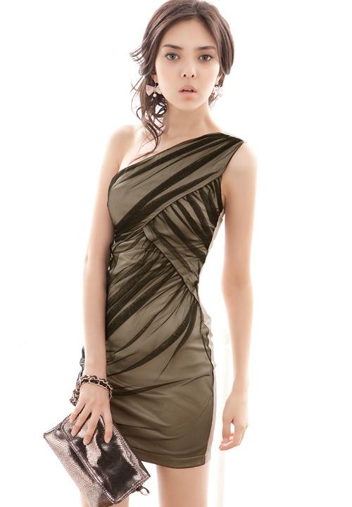 Asian Tube Dress 4
