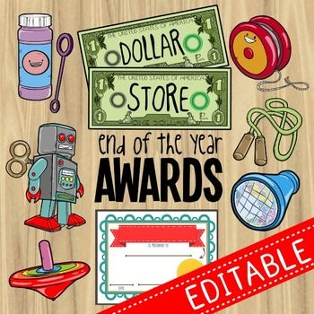 "Celebrate your students' successes and encourage continued growth with these fun end-of-the-year awards! This packet includes 34 kid-friendly awards, each one recognizing a different ""growth mindset-centered qualities or positive personality trait."