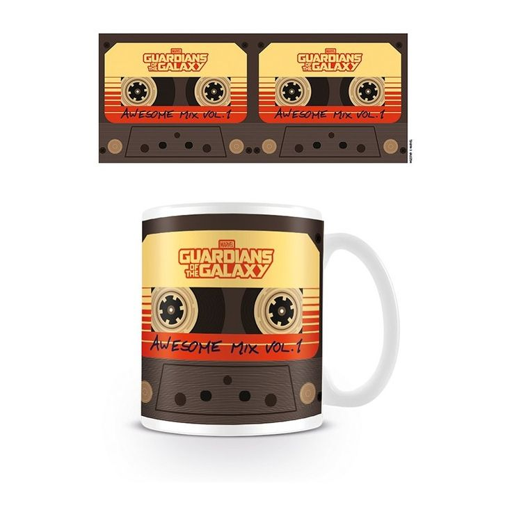 Guardians Of The Galaxy (Awesome Mix Vol 1) Coffee Mug