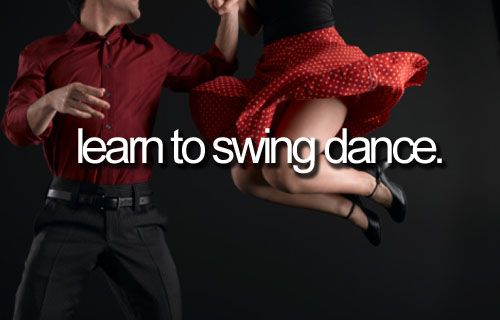 I have had little lessons here and there...but I would LOVE to really learn, and go out dancing when I am married someday!