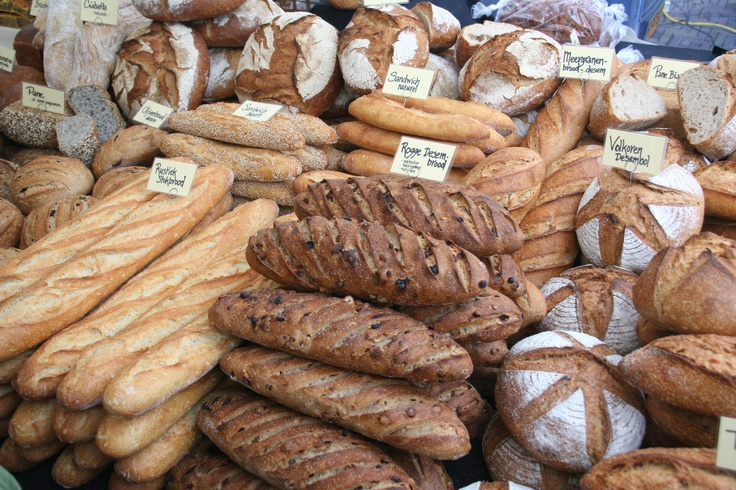 Mmmh... ambachtelijk brood!