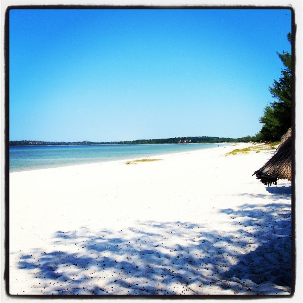 Praia do Bilene - Moçambique (2013)