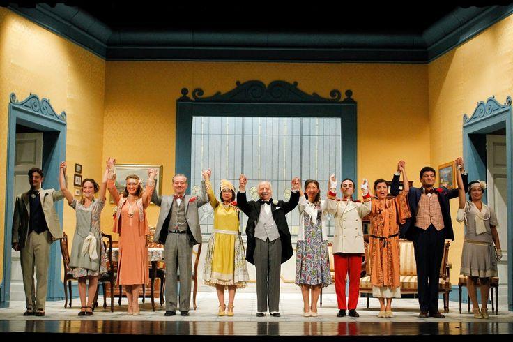 """Luigi De Filippo ritorna al Nuovo Teatro Pezzani di Parma con la commedia di Peppino De Filippo """"La lettera di mammà"""""""