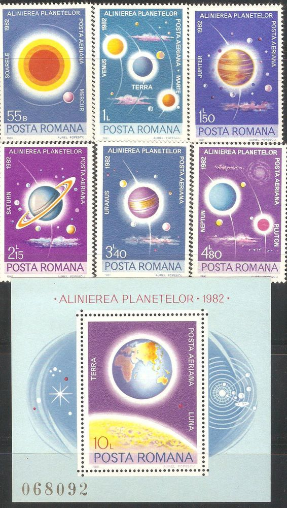 MNH Stamps Two Series Complete + 2 Colitis
