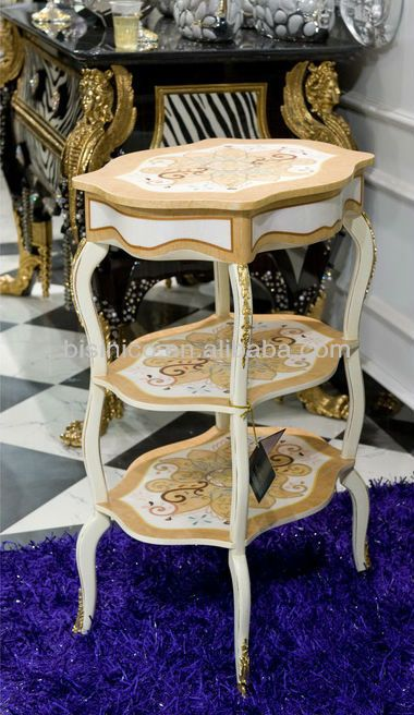 Luxury Home End Table,european Classical Living Room Table,wooden Hand  Carving(B50964), View Luxury End Table, BISINI Product Details From Bisini  Fu2026 ...