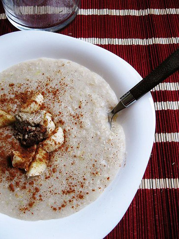 Whole grains are great for detoxing, because they help keep everything moving in your gut. If you're over oatmeal, then try this buckwheat porridge recipe.