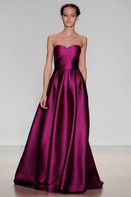 REPIN this Lela Rose gown and help us decide what should be on RTR next season!