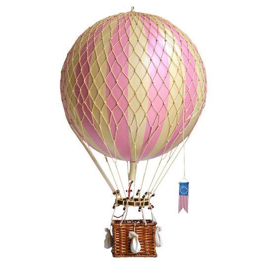 Luftballon, lyserød stor (32 cm) special edt. - 800,-