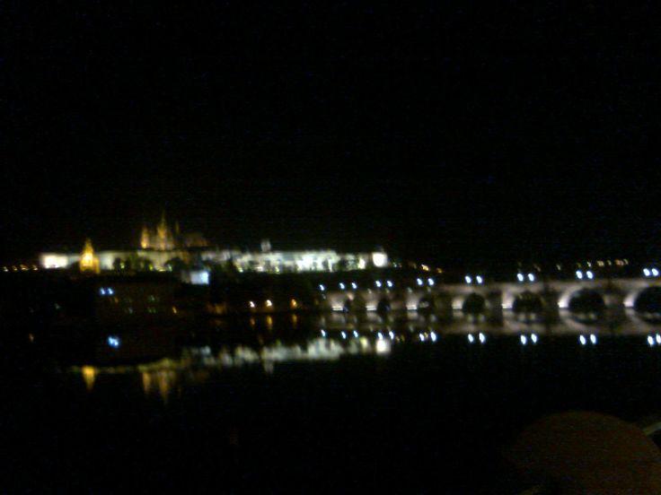 Prague reflected