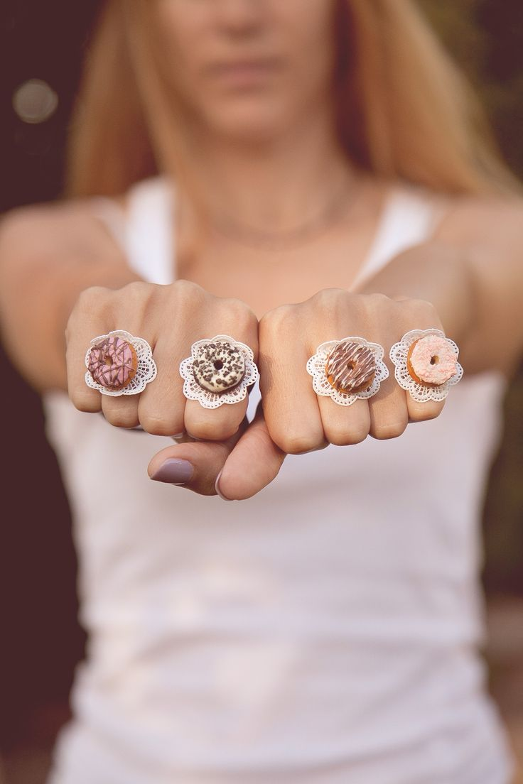 Ilianne | Jewelry Made of Love - Donut Rings