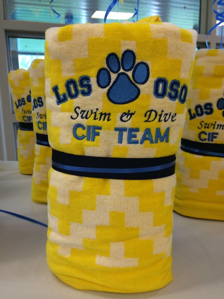 CIF Team Gift Towel