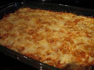 Tupelo Honey: Easy Baked Spaghetti the only spaghetti I even make any more! So good!!!