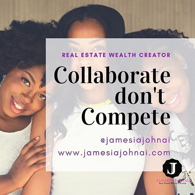 Opportunity to collaborate