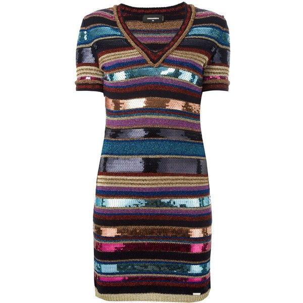 25  best ideas about Multi coloured sequin dresses on Pinterest ...