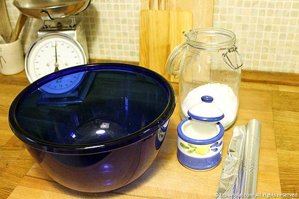 easy cleaning silver   pulizia argento - erbaviola.com