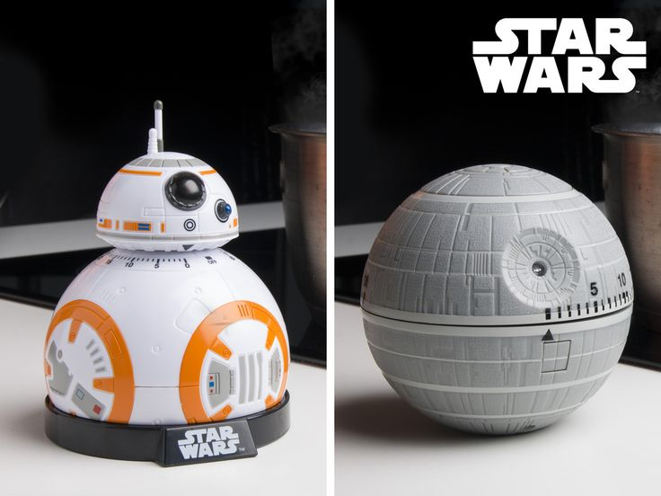 Star Wars Kjøkkenur