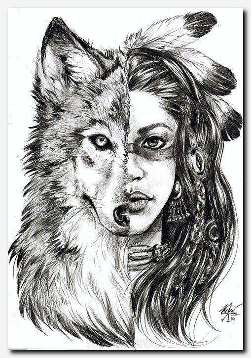 Tatto Hot Tattoo Native American Wolf Native American Tattoos Wolf Tattoos
