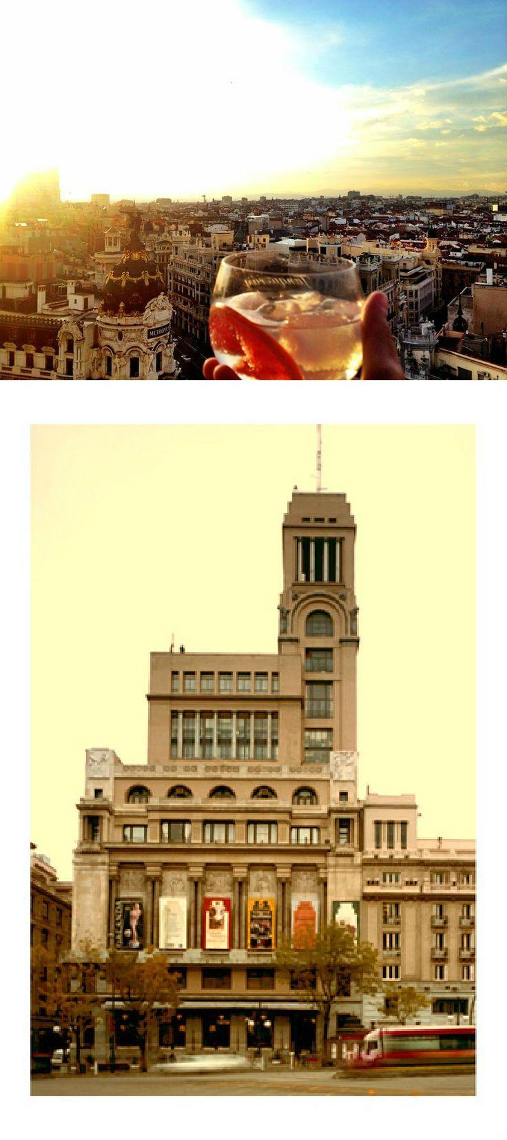 #Museum #Rooftop #Bar #Restaurant #Cafe Summer Hours: 09:00-02:00. Fri/Sat/Sun: 11:00-02:30. Winter Hours: 11:00-21:00. Rooftop entry 3€