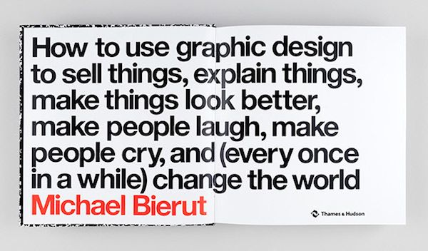 Renowned graphic designer and partner of prominent design firm, Pentagram , Michael Beirut has released a gorgeous, extensive manual featuring 36 case studies that provide an insightful glimpse into the creative process behind his impressive ...