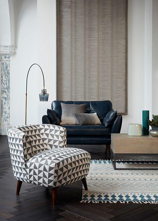 Zinc Leather | Grey leather sofa, Dfs zinc sofa, Dfs sofa
