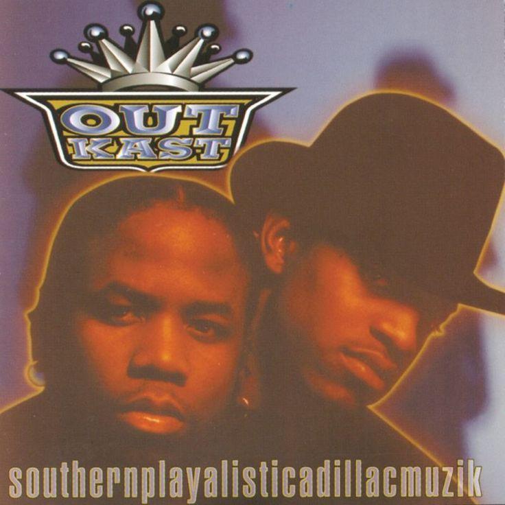 Southernplayalisticadillacmuzik by OutKast - Southernplayalisticadillacmuzik